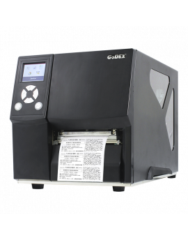 ZX430i, Thermal and direct transfer labeler, USB, USB Host, Ethernet, RS232, 102mm/sec.