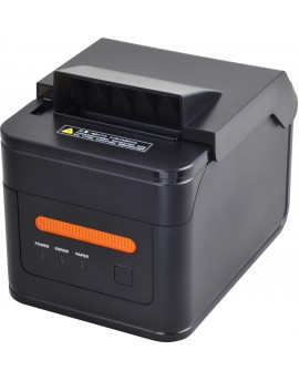 ITP-80 II Beeper, Thermal printer, 300mm/sec, USB, RS232, Ethernet, Black, with sound and light alarm