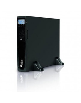 Series Vision Dual (VSD) - Linea Intereactive sine wave 1.1_3 kVA (1:1) - Tower/rackmount - RS232/USB - Software compatible con