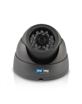 36 infrared LEDs Dome Camera CMOS 720P 1MP 1/4 LEN VAR 2.8/12