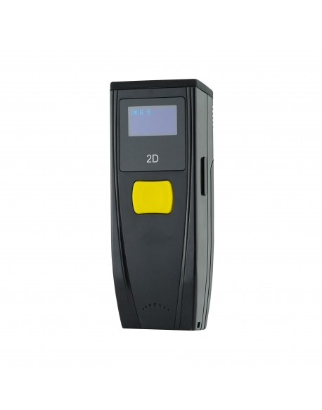 MS3-2D Pocket, Bluetooth Pocket Barcode Scanner