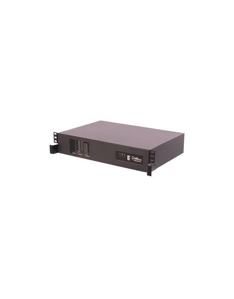 Series iDialog Rack (IDR) - Off Line - 600_1200 VA (1:1) - USB - Software compatible con Win/Linux/Mac