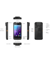 """MAXI 21, PDA 5"""" rugged, Android 7.0, 2GB, 16GB, 4G LTE, 2D Barcode, NFC"""