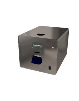 CK+ INOX Zeus, Smart drawer, coin module, stainless steel