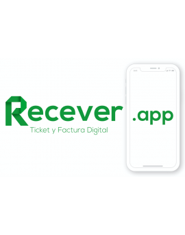 RECEVER - Application for the ticket, invoice and digital advertising